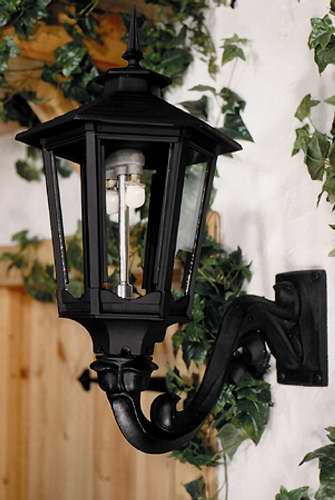 GL1600WM Aluminum Gas Light Head With Wall Mount