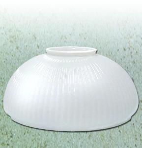 GLP152 Gaslight Dome, Milk Glass for Yorktown Hadco Lights