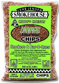 Smokehouse Products Chips n Chunks Apple Flavor