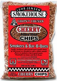Smokehouse Products Chips n Chunks Cherry Flavor
