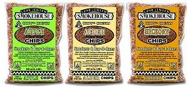 Smokehouse Products Chips n Chunks 4 pack assortment
