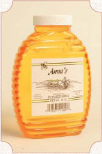 Anna's Natural Fireweed Honey 16 ounce