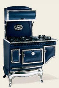 """FiveStar T*N510-7BW 48"""" Residential 6 Burner Gas Range 2 Ovens"""