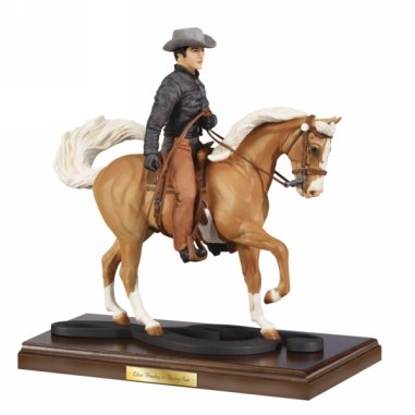 Breyer Horses Elvis & Rising Sun: Harmony on Horseback #10310