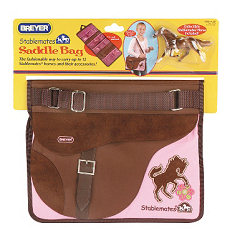 Breyer Horses Stablemates Saddle Bag Carrying Case #5375