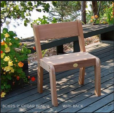 The Bear Chair BENCH