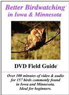 Iowa and Minnesota Field Guide DVD
