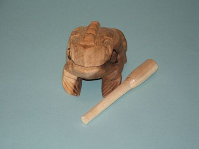Percussion Frog Extra Large 6 in.