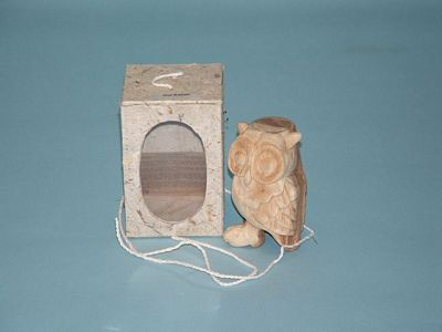 4 in. Owl Whistle with Gift Box