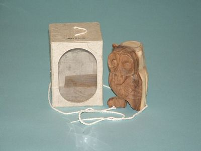 5 in. Owl Whistle with Gift Box