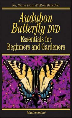 Audubon Butterflies DVD Essentials For Beginners and Gardners