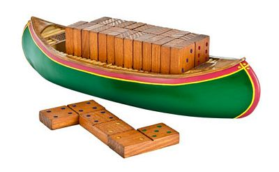 Canoe Dominoes