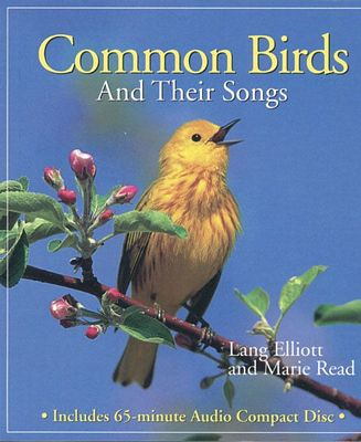 Common Birds & Their Songs CD