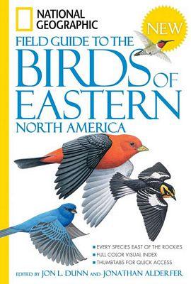 Nat'l Geo Field Guide to the Birds of Eastern N. America