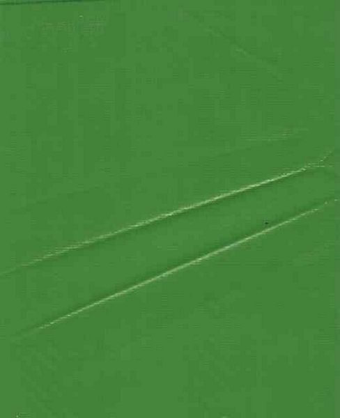 Solid Green Oil Cloth