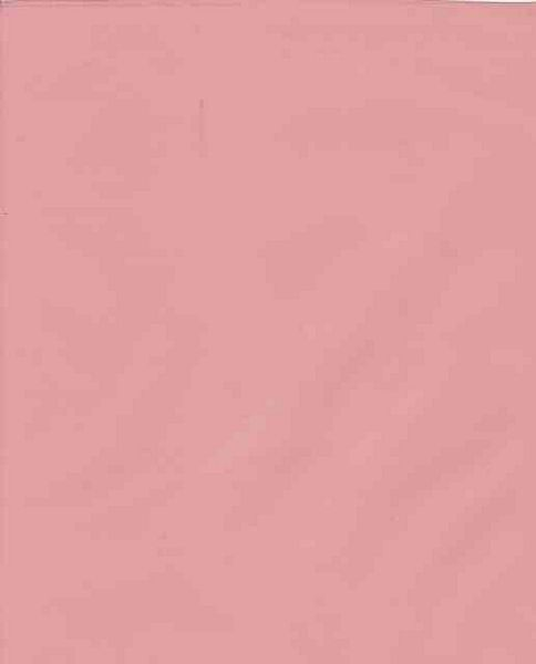 Solid Powder Pink Oil Cloth