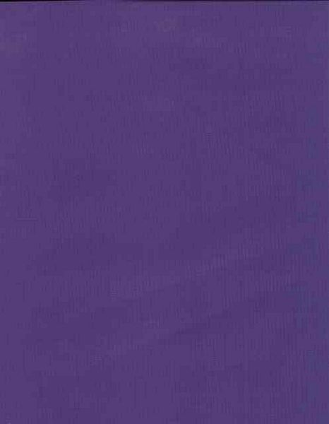 Solid Purple Oil Cloth