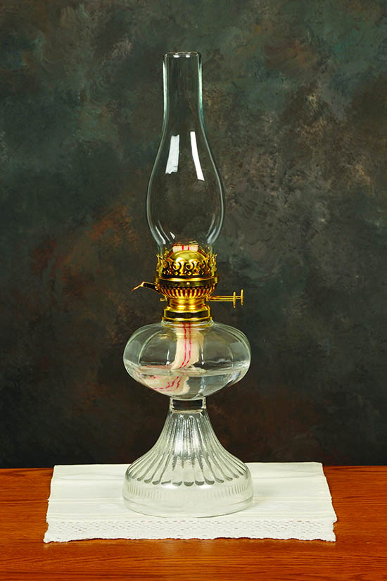 Aladdin Lamps Sugar Creek Supplies Grand Double Wick Oil Lamp #1239240.