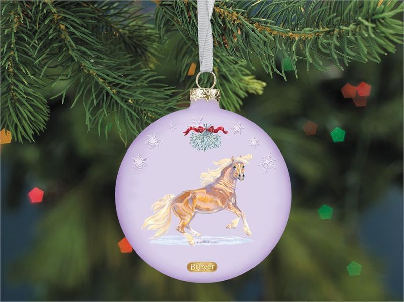 Breyer Horses Artist's Signature Mustang Ornament #700815 ...