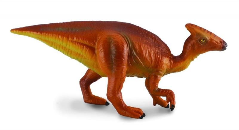 With Its Long Head Crest The Parasaurolophus Is Capable Of Giving Haunting Beautiful Cries