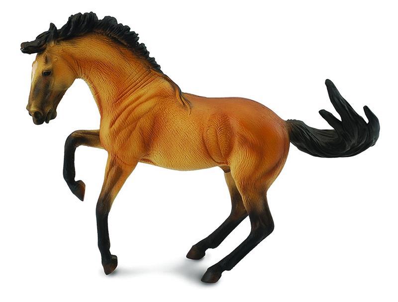 Breyer Horses Corral Pals Buckskindun Lusitano Stallion 88501 By