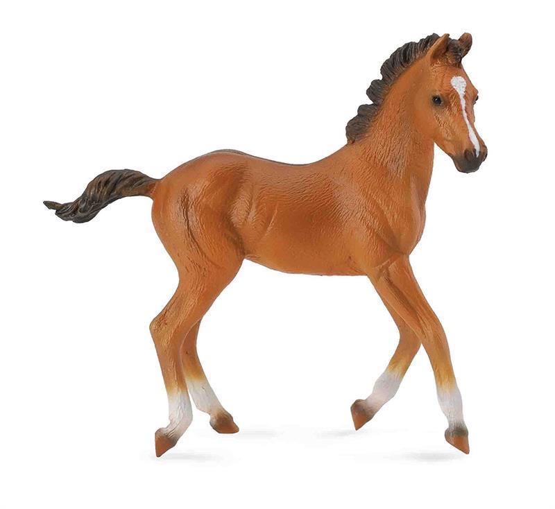 Toy Of Horses : Breyer horses corral pals bay quarter horse foal