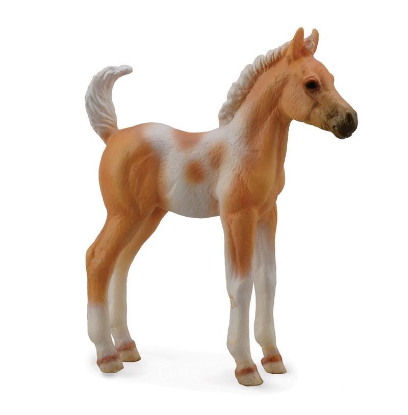 Breyer Horses Corral Pals Palomino Pinto Standing Foal 88669