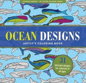 ocean fabric, wallpaper & gift wrap - Spoonflower