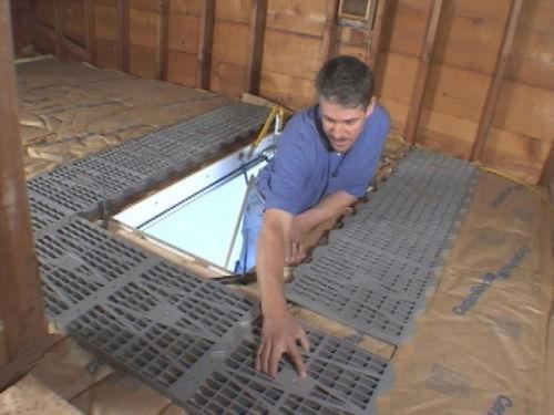 Attic Dek Brand Attic Deck Or Floor Panels 16 Quot X 16 Quot 20