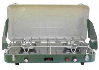 Propane stove super high output 14227 Propane stove left on overnight