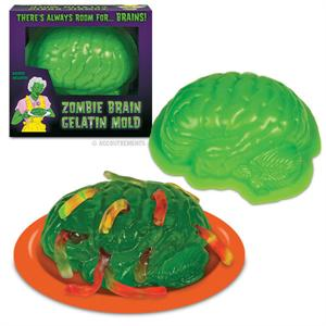 Accoutrements Zombie Brain Mold #10375