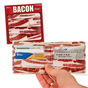 Accoutrements Bacon Wallet #11653
