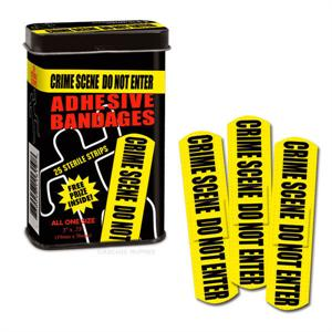 Accoutrements Crime Scene Bandages #11754