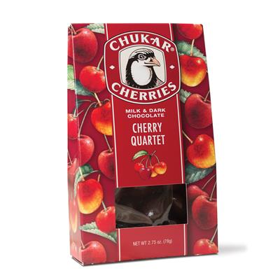 Chocolate Covered Washington Grown Cherries, assorted flavors