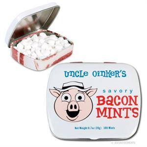 Accoutrements Bacon Flavored Mints #11706