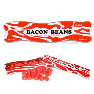 Accoutrements Bacon Flavored Candy Jelly Beans #11849