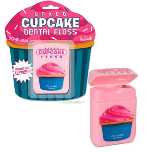 Accoutrements Frosting Flavored Cupcake Floss  #11927