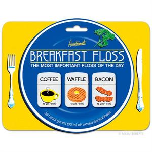 Accoutrements Breakfast Floss #11935