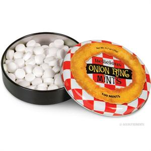 Accoutrements Onion Ring Mints #12009