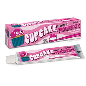 Accoutrements Cupcake Flavored Toothpaste #12074