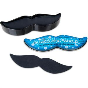 Accoutrements Mustache Soap Leaves #12112