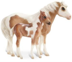 Breyer Horses Traditional Misty of Chincoteague & Stormy Set #1157