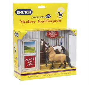 Breyer Horses Stablemates Size Mystery Foal Surprise #5938