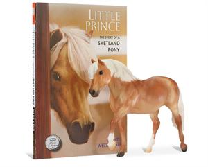 Breyer Horses Classics Size Little Prince Book Gift Set #6137