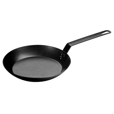 usa made carbon steel professional grade skillet cookware