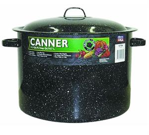USA Made Graniteware Water Bath Canner 11.5 quart Enamel