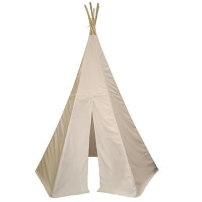 canvas tp, indian, wild west pretend play fort