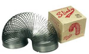Collectors Edition Original Metal Slinky