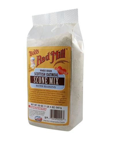 Bob's Red Mill Scottish Oatmeal Scone Mix