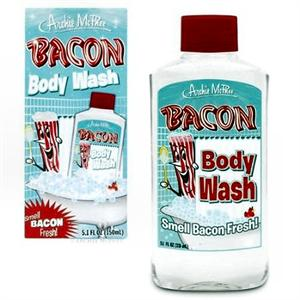 Accoutrements Bacon Scented Body Wash #12416